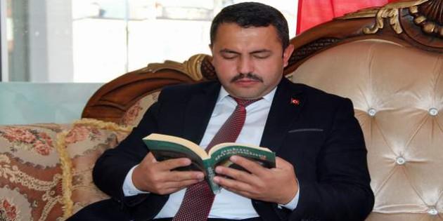 Akdağmadeni Belediye Başkanı Yalçın'dan kandil mesajı