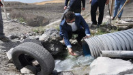 Başer: Erkekli Barajı ile 7 Bin 510 dekar alanda sulu tarım yapılacak