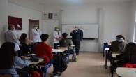 Yazıcı, Yozgat AYÇ Okulları / TED-AD Kolejini ziyaret etti