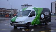 Sorgun Belediyesi'nde Kovid-19 hasta nakil aracı hizmete girdi