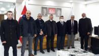 İl Başkanı Başer'e tebrik ziyaretleri devam ediyor