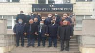 Sedef'ten Şefaatli Belediye Başkanı Karacay'a ziyaret