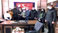 Polis Eşleri Derneği Başkanı Esertürk'ten AYÇ Okuluna ziyaret