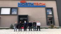 Başkan Köse'den OSB'de üretim yapan firmaya ziyaret