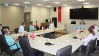Başhekim Kozan Başkanlığında Pandemi kurulu toplantısı yapıldı