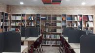Yozgat'ta 6 Meslek Lisesi Okulu'na kütüphane kuruldu