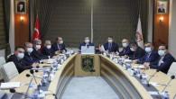ORAN Toplantısı Vali Polat Başkanlığında Sivas'ta yapıldı