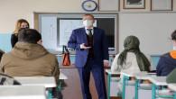Vali Polat: Tedbirlere karşı hassasiyet göstermeliyiz