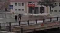Vatandaş'tan görevi başındaki polise çay ikramı