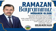 Akdağmadeni Belediye Başkanı Nezih Yalçın'dan Bayram mesajı