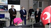 Vali Polat ve Başkan Köse 112 çalışanlarıyla iftar yaptı