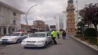 Polis ekipleri denetimlerini sürdürüyor