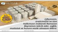 ULİDAŞ Tarım Ürünleri Lisanslı Depoculuk Yozgat halkının ve üreticilerin bayramını kutladı
