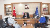 AK Parti İl Kadın Kollarından Türker'e ziyaret