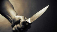 Tartıştığı eşini bıçaklayarak öldürdü