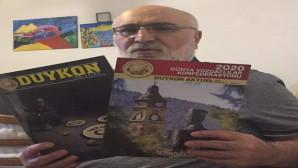 DUYKON Aktüel Dergi'sinin 2. sayısı çıktı