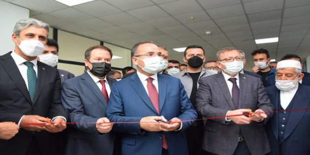 Ensar Vakfı yeni şubesi törenle açıldı