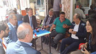 DEVA Partisi'den Yozgat'a çıkarma