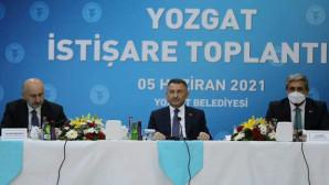 Oktay: Yozgat'a yapılan yatırımlar istihdamı arttıracak