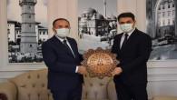 Bozdağ'dan Başsavcı Uçak'a ziyaret