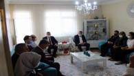 Vali Polat: Devletimiz bütün kurumlarıyla şehit ailelerimizin emrindedir