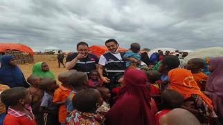 İnfak Derneği, Somali'de 10 Bin aileye kurban sevinci yaşattı