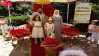 Muhteşem Sünnet Düğünü ile erkekliğe ilk adımını attı