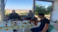 BBP'li Şahin'den şehit ailesine ziyaret