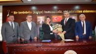 Yozgat Belediyesi'nde toplu iş sözleşmesi sevinci