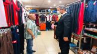 Başkan Köse, esnaf ziyaretlerinde bulundu