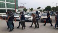 Evden hırsızlık yapan 4 şüpheliden 2'si tutuklandı