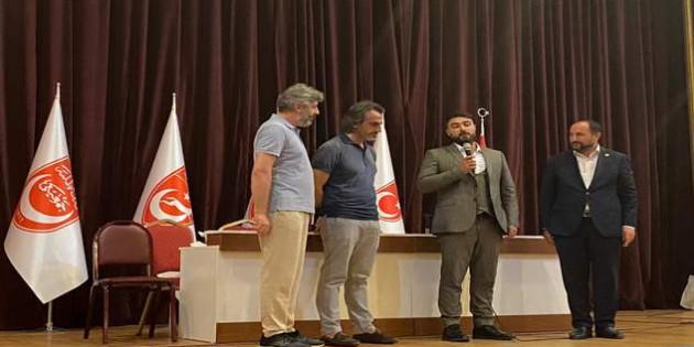 MTTB Yozgat İl Temsilciliğine Yurdusever atandı