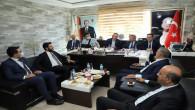 Kandemir'den, AK Parti Yerköy İlçe Teşkilatına ziyaret