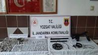 Yozgat'ta 684 parça tarihi eser ele geçirildi