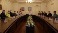 Vali Polat Başkanlığında Eğitim toplantısı yapıldı