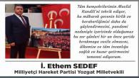 MHP Milletvekili Sedef Yozgat halkının kandilini kutladı